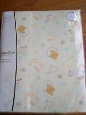 NEW Bubba Blue Flannelette Cot Sheet Set Baby Boy/Girl