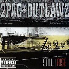 2PAC + OUTLAWZ Still I Rise CD BRAND NEW