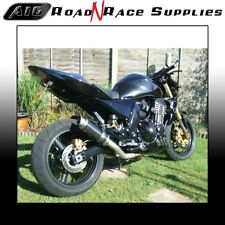 Kawasaki Z1000 2003-2006 A16 MOTO GP Stubby Carbon Exhausts with Link Pipes (pr)