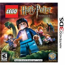 LEGO Harry Potter: Years 5-7 (Nintendo DS, 2011) Game, Instructions and Case