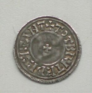 Anglo Saxon ,King of all England, Aethelstan, 924-939 AD Penny, GVF, {G795}
