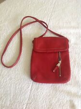 Tignanello Red Across Body Handbag