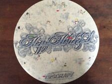Discraft's Spectra golf disc 170g 2006 Happy Holidays could be 1st run. New