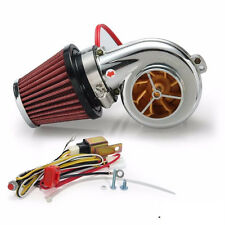 UNIVERSAL ELECTRIC TURBO SUPERCHARGER KIT FIT FOR MOTORCYCLE