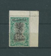 1916 RUANDA - URUNDI Nr11B surcharge RUANDA XX, MNH, signé WILLIAME - RARE XX