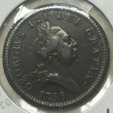 1786 Isle of Man Penny - Neat Copper