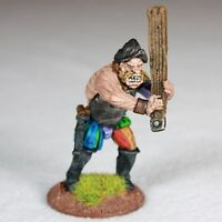 Ogre with Plank Warhammer Fantasy Armies 28mm Unpainted Wargames