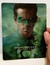 Green Lantern Magnet 3D lenticular Flip effect for Steelbook