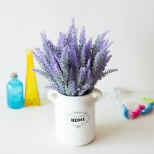 Romantic Provence Lavender wedding decorative flower vase for home decor