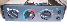 NEW OEM GM 15-72161 HVAC Control Panel 16208511 95-97 Cavalier W/Rear Defrost