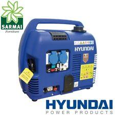Hyundai STG1000 gruppo elettrogeno silenziato Generatore di corrente 0,8 Kw 230V