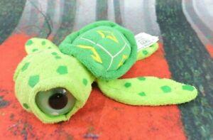 """Fiesta Green Big Eyed Sea Turtle Plush 6"""" Stuffed Animal Sea Life Ocean Nautical"""