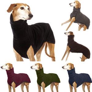 Kleine und Groß Haustier Hund Kleidung Hoodie Pullover Jacke Hemd Overall S-3XL