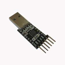 6Pin USB 2.0 To TTL UART Module Serial Converter CP2102 STC Replace Ft232 Module