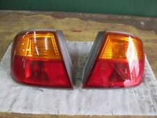 JDM Nissan Primera P11 Infiniti G20 Sedan Taillights Tail Lights Lamps Set OEM