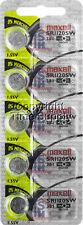 Maxell 381 SR1120SW SR1120 V381 SR55 Watch Battery 0% Mercury (5 PC)