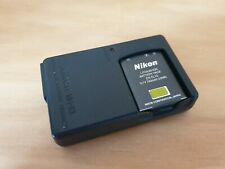 Nikon MH-63 Battery Charger With Nikon Lithion Battery Pack EN-EL10 Genuine.