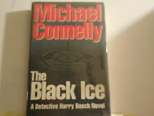 Connelly, Michael - The Black Ice - Signed - First British Edition - f/f