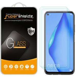 2X Supershieldz for Huawei P40 Lite Tempered Glass Screen Protector Saver
