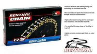 Renthal R3 Super Heavy Duty Gold SRS O-Ring Chain 520 x 112 Links
