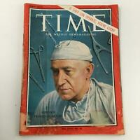VTG Time Magazine May 3, 1963 Surgeon Francis D. Moore