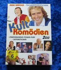 Kult Komödien Mike Krüger Thomas Gottschalk, 2 DVD Box