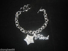 Mixed Metals Resin Chain/Link Costume Bracelets