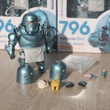 Nendoroid #796 Fullmetal Alchemist  Alphonse Elric PVC Action Figure New In Box