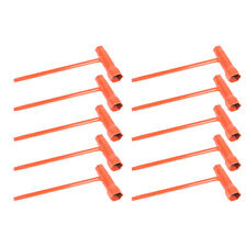 "10 Pack of Chain Saw Wrench,19mm x 13mm, 6""Long, Fits Husqvarna, Stihl, Jonsered"
