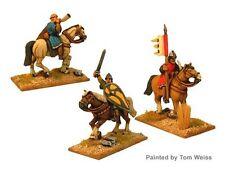 Crusader Miniatures DAN107 - Unarmoured Norman Cavalry Command - SAGA