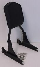 Harley-Davidson Softail Detachable Sideplates, Insert Sissy Bar & Slip Over Pad