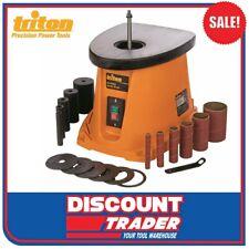 Triton 230V 240V Oscillating Spindle Sander 3.5A TSPS450