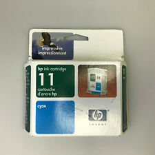 HP ink cartridge 11 C4836AN Cyan business inkjet 220 2230 2250 2280 2600 10ps