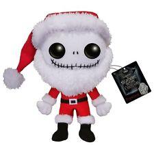 "NBC 7"" SANTA JACK plush THE NIGHTMARE BEFORE CHRISTMAS plush"