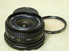 Tokina EL f/2.8 28mm Lens for Nikon AI VIEW PICTURES CLEAN in Good Condition