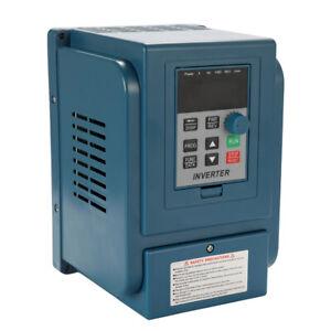 Frequenzumrichter AC 380V 1.5KW Frequency Drive 3-Phasen AC Motor Drehzahlregler
