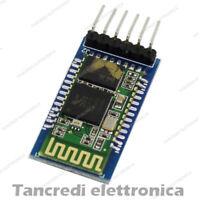 HC-06 Ricetrasmettitore Bluetooth Wireless modulo RF (Arduino-Compatibile)