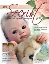 Reborn Doll Tutorial and Product and Reference Book ~ REBORN DOLL SUPPLIES