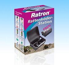 Ratron Rattenköder-Station , Kontroll Bora 1Stück, 2 Schlüssel