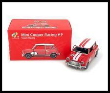 TINY MINI COOPER RACING #9 Class Racing 1/50 DIECAST CAR 2020 NEW