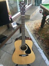 More details for yamaha f310 acoustic guitar + yt tuner. natural.