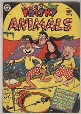Frisky Animals #49 April 1952 G/VG  L.B. Cole