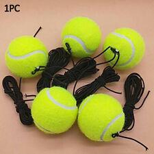 Wool Elastic Rope Tennis Trainer Ball Tennis Rubber Band Balls Training