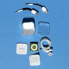 2GB Gold Apple iPod Shuffle 4th Generation Works!