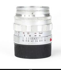 Lens Leica Germany  Summilux M 1,4/50mm No.1641837 for Leica M