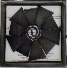 New Scentsy Gallery Frame - Pewter Pinwheel - Magnetic Frame