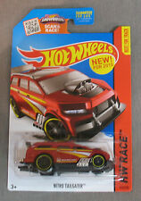 2015 Hot Wheels Car 153/250 Nitro Tailgater - Q Case