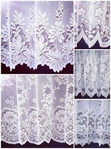 Net Curtains  Sold By The Metre. Andrea, Natasha, Sally, venassa, Clumber