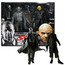 Hartigan vs Yellow Bastard Sin City Action Figure Set NIB NECA Bruce Willis