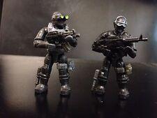LEGO / MEGA BLOKS SWAT FIGURES LOT #85